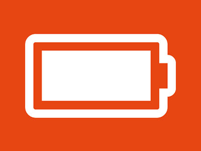 battery replacement icon