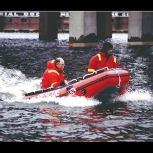 Achilles Fast Rescue Boat