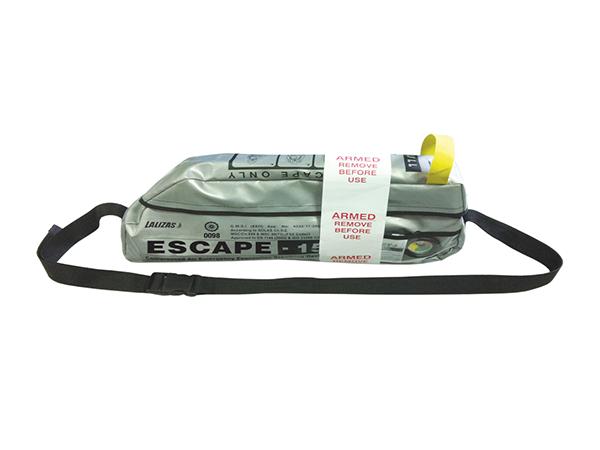 "Emergency evacuation Breathing device""ESCAPE-15"""