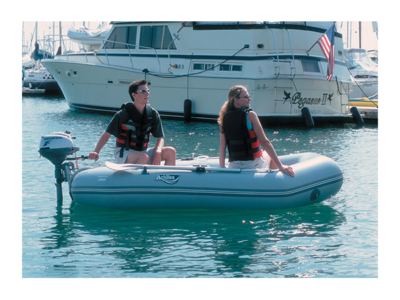 Achilles LT Inflatable Dingy