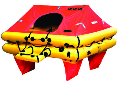 Elite Offshore Liferaft