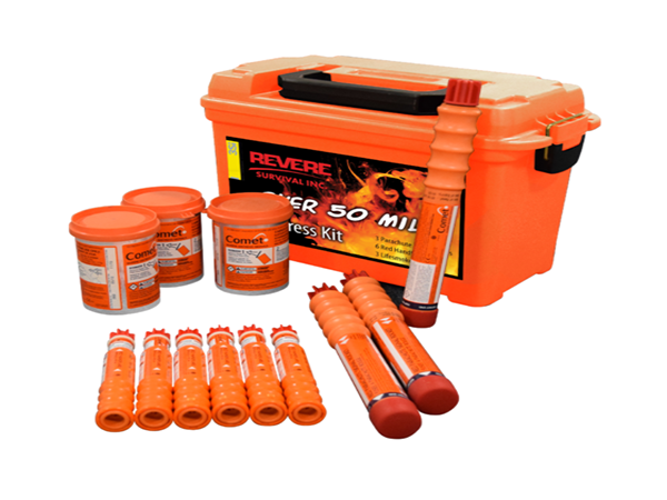 Over 50 Mile Distress Flare Kit