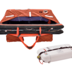 USCG Coastal Container Life Raft