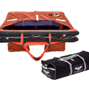 VIKING USCG Approved Coastal Life Raft
