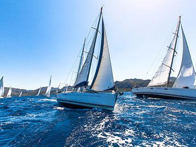 Sailing Life Rafts