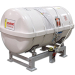 Revere USCG IBA Liferaft Round Container