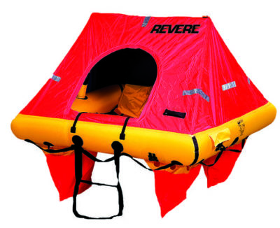 Elite Coastal Liferaft