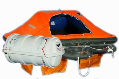 Viking Coastal Life Raft   Air-Sea Safety & Survival, Inc